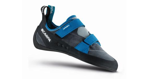 Scarpa Origin Climbing Shoes Men iron gray